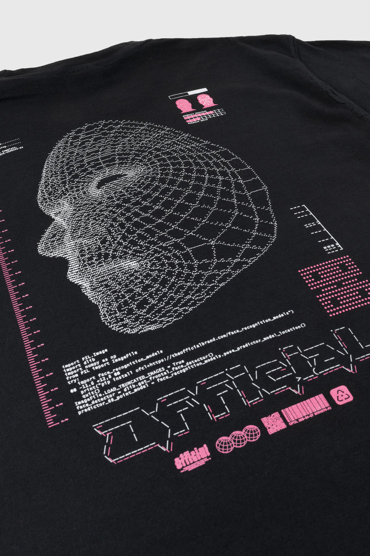 Facial Recognition T-Shirt