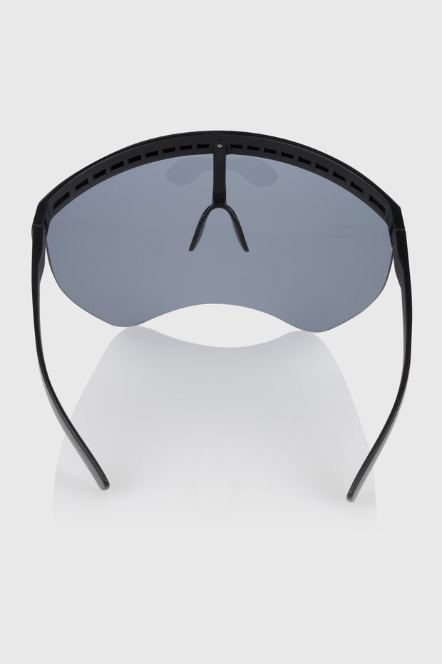 Apex Face Shield ULTRA (Black)