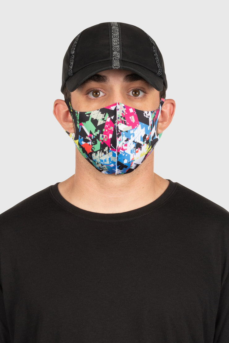 Hightech Lowlife Spring Fling Face Mask