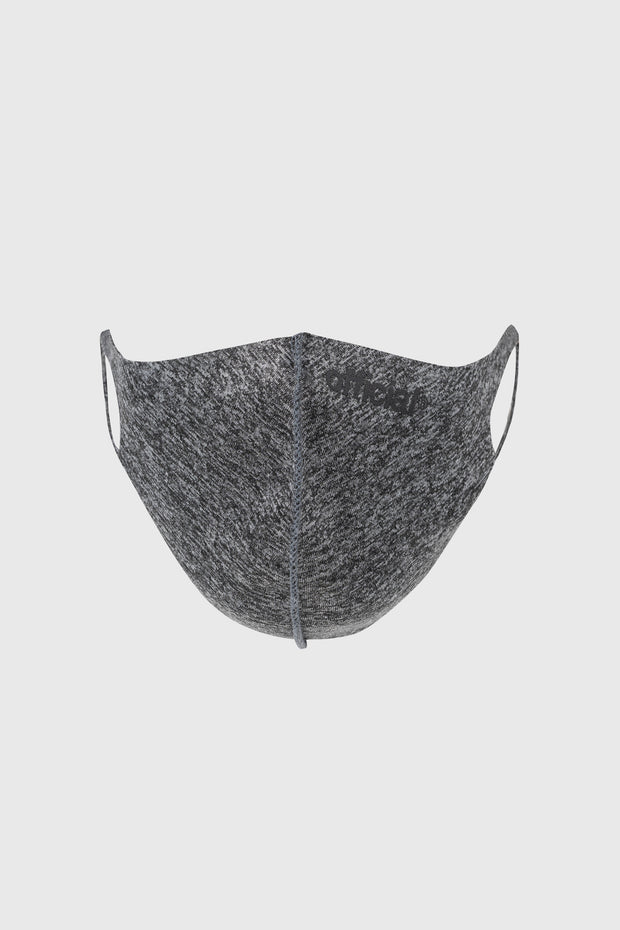 3 Pack - Official Nano-Polyurethane Face Mask (Heather Grey)