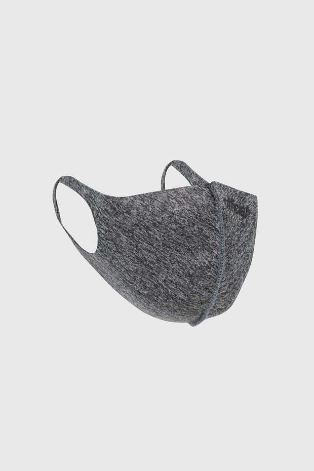 Official Nano-Polyurethane Face Mask (Heather Grey)