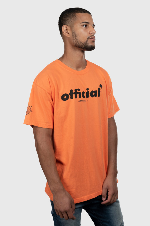 Identity Acquired T-Shirt (Mango)