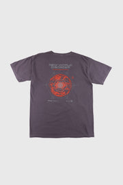 New World Disorder T-Shirt (Wine)