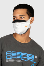 Performance Face Mask (White)