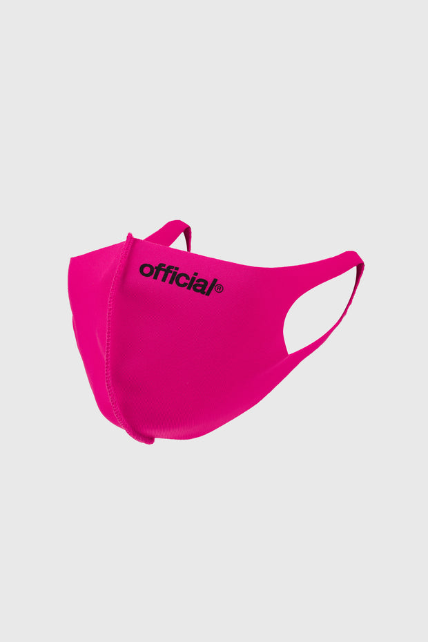 Official Nano-Polyurethane Face Mask (Pink)