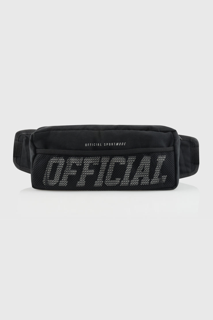 Melrose Shoulder Bag (Black)
