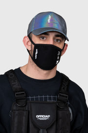 Official Tech Face Mask (Black)