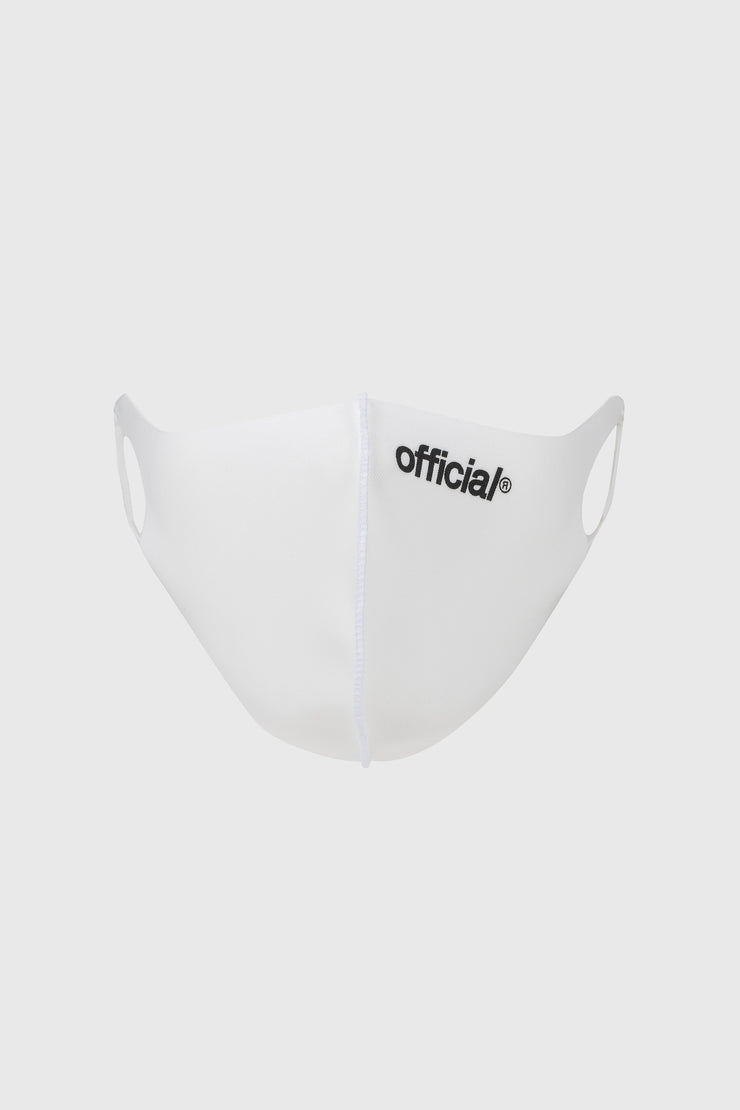 Official Nano-Polyurethane Face Mask (White)