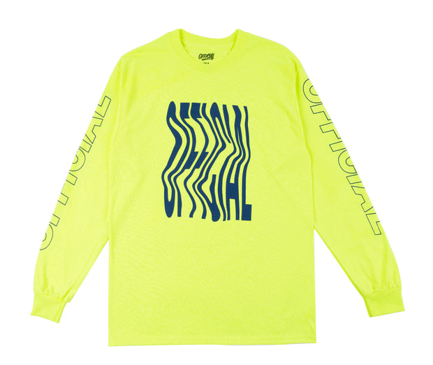 Official Tripped Longsleeve