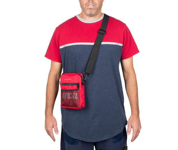Melrose Hip Utility Bag (Red)