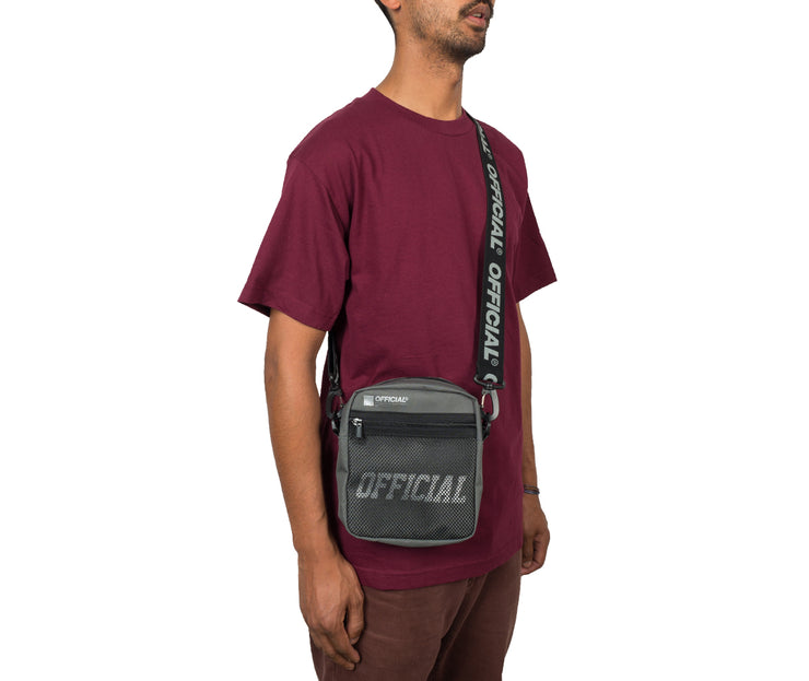 Melrose Hip Utility Bag (Gray)