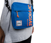 Shibuya Hip Utility Bag (Blue)