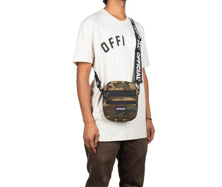 Woodland Hip Utility Bag (Camo)