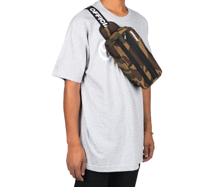 Woodland Shoulder Bag (Camo)