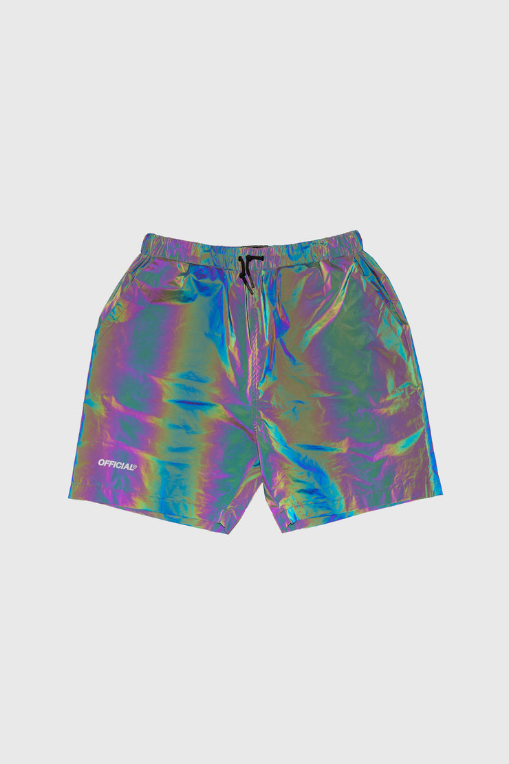 RFLCTIV Rainbow Reflective Shorts
