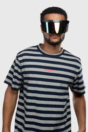 Rainbow Mirror Face Visor / Eye Shield