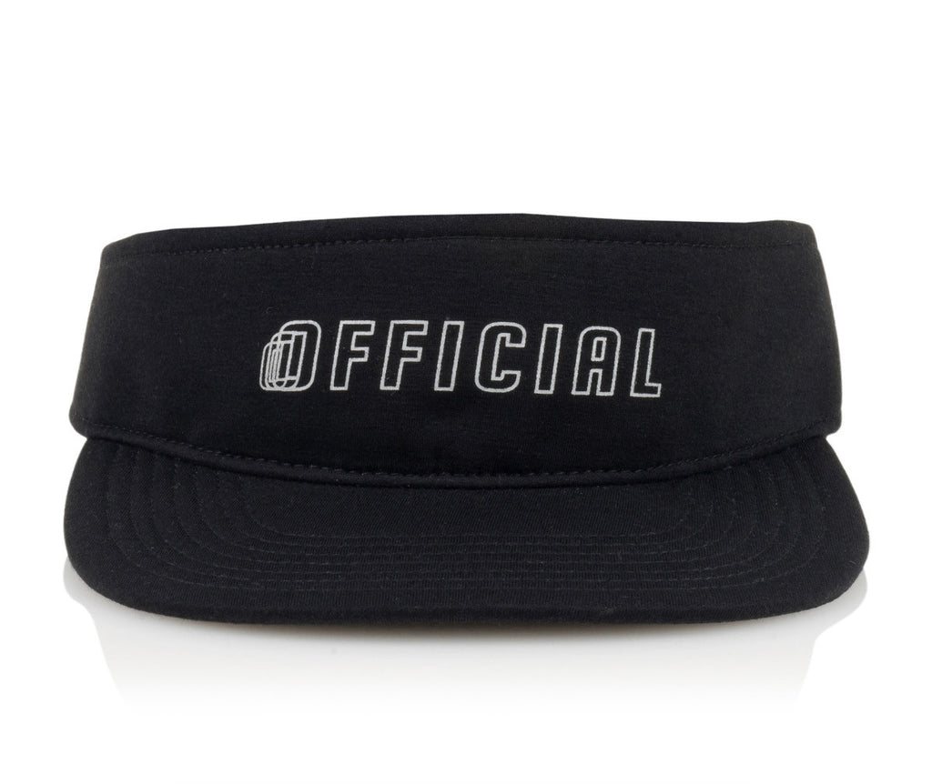Tour Visor Black