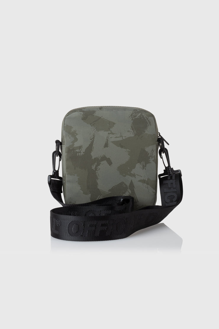 Brush Camo Hip Utility Bag