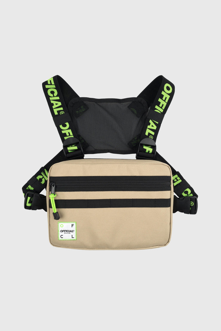 Desert Volt Chest Utility Bag