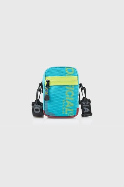 Vapour EDC Utility Shoulder Bag (Blue Mist)