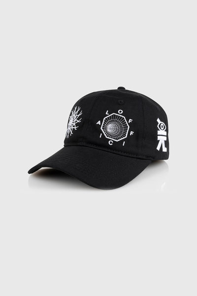 Spyral Dynamics 6 Panel Dad Hat