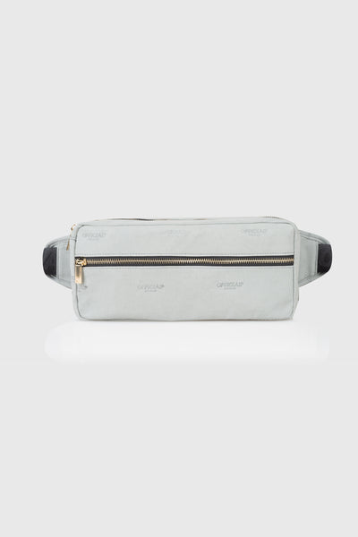Milano Luxe Shoulder/Hip Bag (Gray)