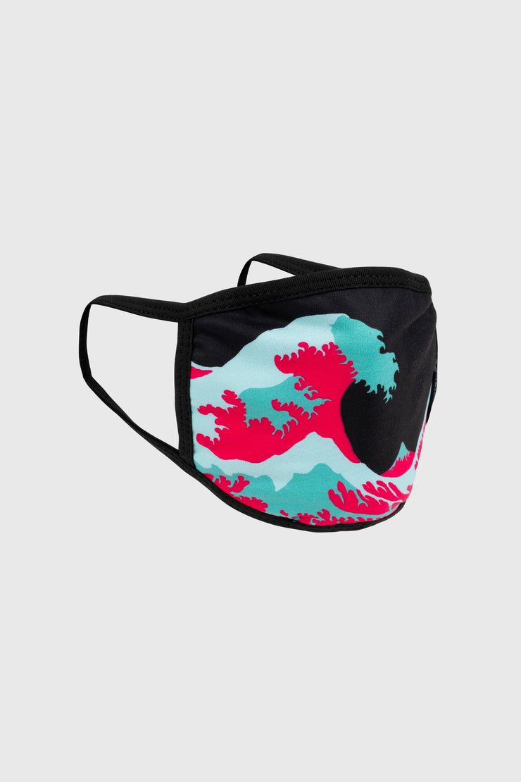 Great Wave Face Mask