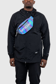 RFLCTIV Rainbow Reflective Fanny Pack