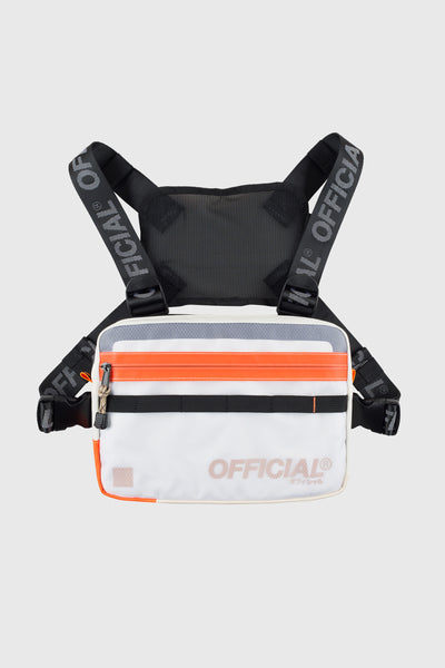 Vapour Utility Chest Bag (Cloud White)