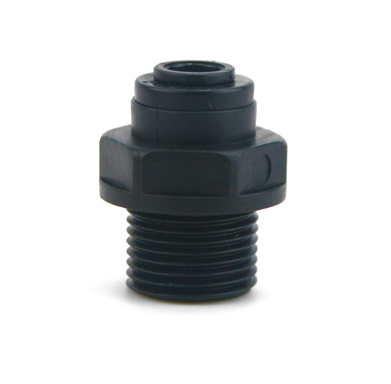 Dragonfly 4mm Push Fit 1/4 Han John Guest Adapter