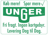 Unger S-CHANNEL Plus cleanerskinne