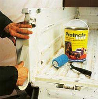 Protecta-kote anti-slip coating kit