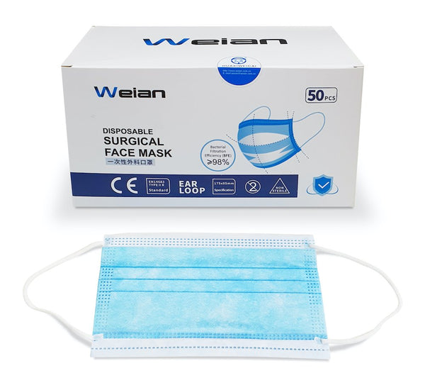 Weian surgical face mask