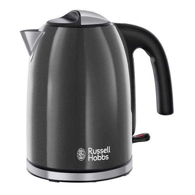Hervidor Russell Hobbs 222221 2400W 1,7 L Gris Negro - Shoppinghappylife