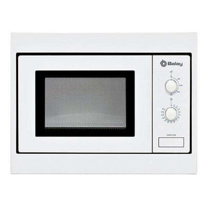 Microondas Integrable Balay 3WMB1958 17 L 800W Blanco - Shoppinghappylife