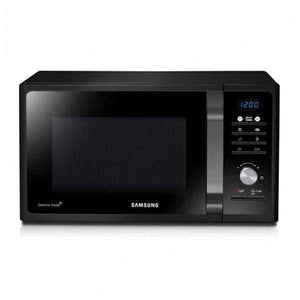Microondas con Grill Samsung MG23F301TAK/EC 23 L 800W Negro - Shoppinghappylife