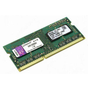Memoria RAM Kingston IMEMD30105 KVR13S9S8/4 SoDim DDR3 4 GB 1333 MHz - Shoppinghappylife