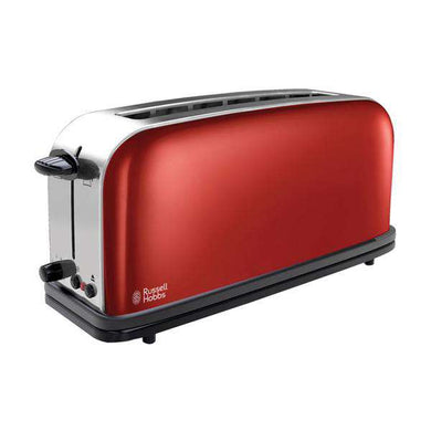 Tostadora Russell Hobbs 21391-56 1R 1000W Acero inoxidable Rojo - Shoppinghappylife