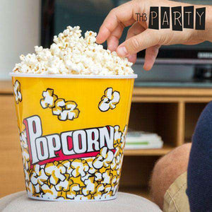 Cubo de Palomitas Popcorn Th3 Party - Shoppinghappylife