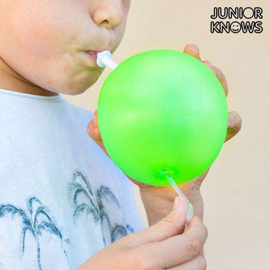 Pelota Hinchable Yoyó Junior Knows - Shoppinghappylife
