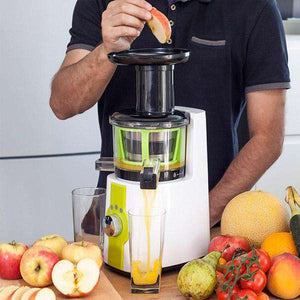 Licuadora Cecomix C-Juicer 4036 0,8 L 150W Blanco Negro - Shoppinghappylife