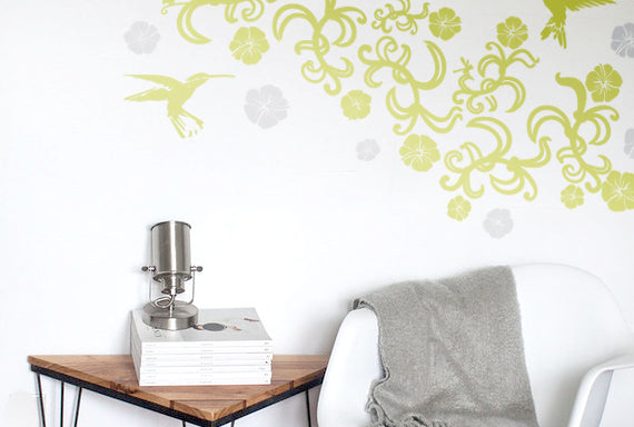 Humming Birds Wall Art