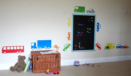 Blog posts about wall stickers