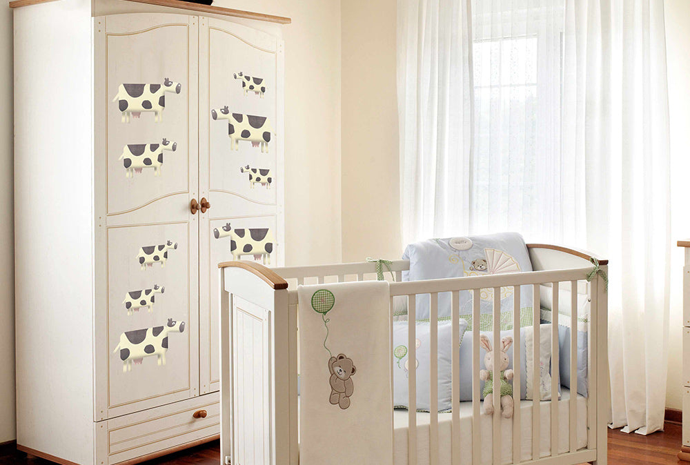 Cow Nursery Ideas