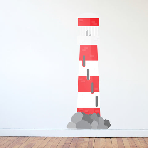Lighthouse wall art