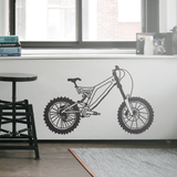 Bicycle Wall Sticker