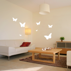 Butterfly Wall Stickers Large