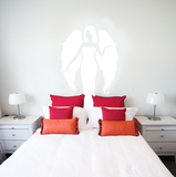 Angel Wall Sticker in all our colours