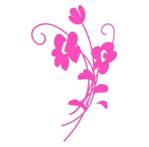 Bouquet Wall Sticker