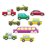 Car Wall Stickers Multicoloured